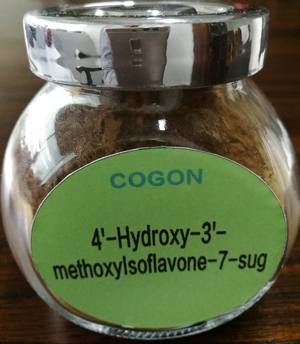 4'-Hydroxy-3'-methoxyIsoflavone-7-sug